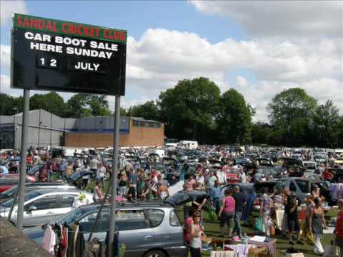 Pannal Car Boot Sale