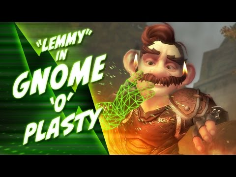 "Lemmy the Gnome in ""Gnomo-plasty""!"