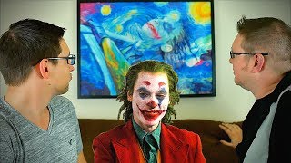 Cinefanatics - Joker Teaser Trailer Reaction