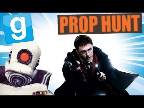 Prop Hunt! | You're A Wizard, Harry! (88) video