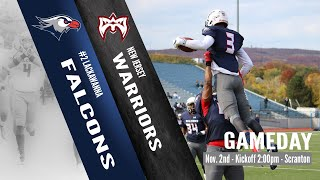 Lackawanna College Football vs New Jersey Warriors