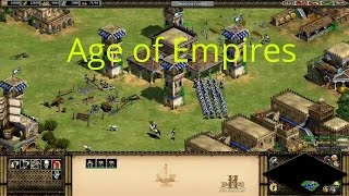 Age of Empires II HD Edition Combate total