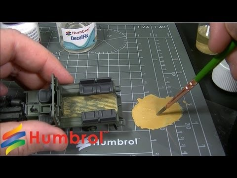 Humbrol - Introduction to Weathering Powders
