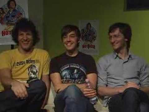 """CalTV Features: """"Hot Rod"""" With Andy Samberg, Jorma Toccone, & Akiva Schaffer"""