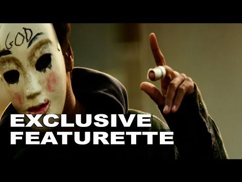 The Purge Anarchy: Exclusive Featurette With Director James DeMonaco And Frank Grillo