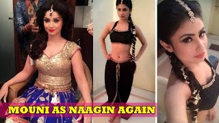 Mouni Roy's Special performance on Sridevi's Song in Naagin | Colors Serial News 2016