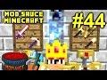 Minecraft Mod Sauce Ep. 44 - Flux Tool Mods !!! ( HermitCraft Modded Minecraft )
