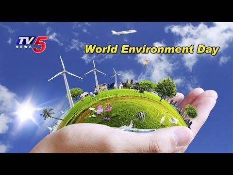 World Environment Day  | Environment Run At Necklace Road | Hyderabad | TV5 News