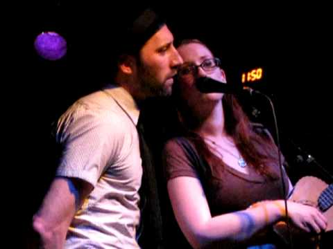 Mat Kearney & Ingrid Michaelson - I Will Follow You Into The Dark - Charlotte, Nc - 03.23.10 video
