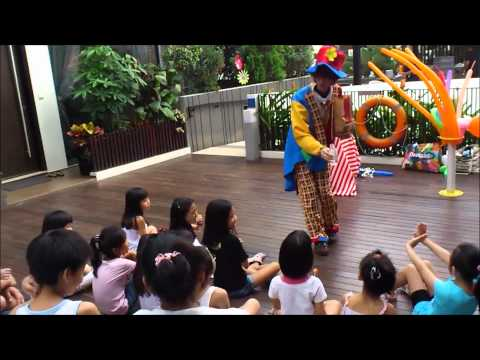 Singapore Children Magic Show - Starring: ROBIN GOH | JNR Entertainment |