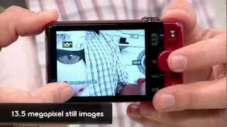 New Cameras Announced! Sony Cyber-shot Models_ Hands On