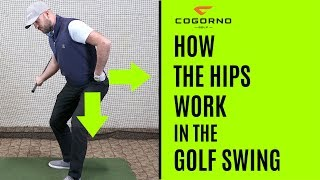 GOLF:  How The Hips Work In The Golf Swing