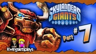 Skylanders Giants - Walkthrough Part 7 Secret Vault of Secrets