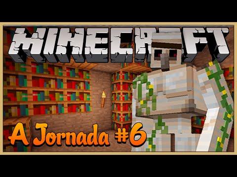 Minecraft Hexxit #6: Uma super armadura!