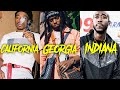 Rappers From Each Of The 50 States