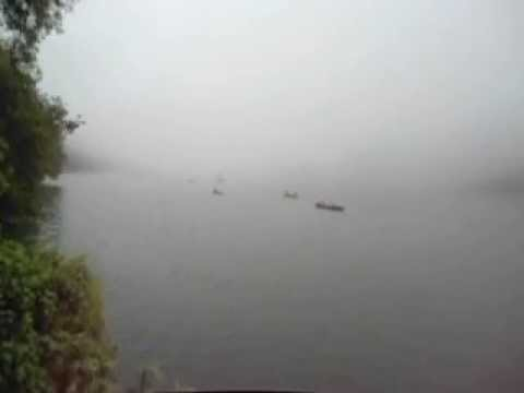Fog In Naini Lake - Nainital Tour - Monsoon - Nainital Tourism