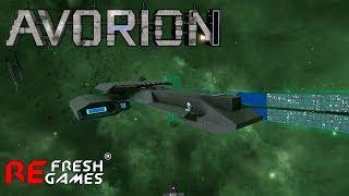 Дедал вернулся! (Stargate Daedalus) - Avorion #5 (кооп с Vakot)