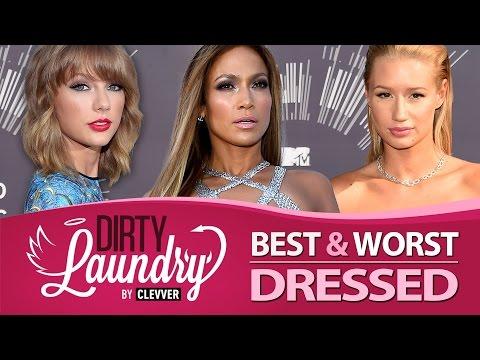 Best & Worst Dressed MTV VMAs 2014 - Dirty Laundry