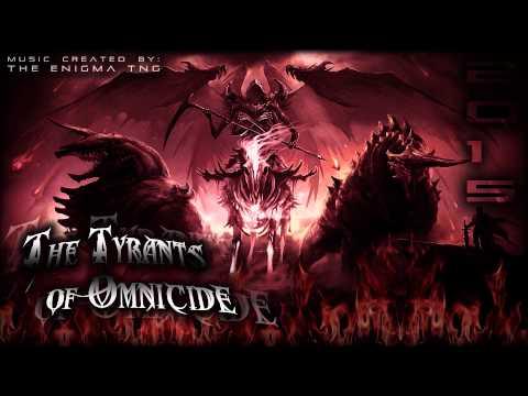 Industrial Metal - The Tyrants of Omnicide