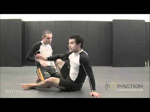 Marcelo Garcia - Butterfly Guard Modifications for Strong Aggressive Players - BJJ Weekly #072