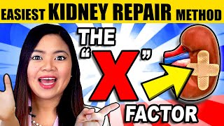 The Most Important Thing You Need To REPAIR Your KIDNEYS - Why Your Renal Diet Needs Right Protein