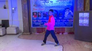 Mere Naal Tu Whistle Baja =  Natraj Art Club 2014