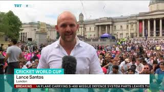 England win first ever World Cup at Lords