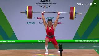 Commonwealth Games 2018: Pacific Highlights
