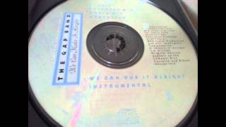 The Gap Band - We Can Make It Alright (Instrumental)