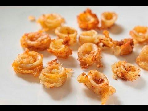 Calamares fritos - Calamari