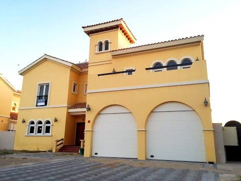 Fully Maintained; Brand New Condition! Valencia Villa with electronic garage doors for rent
