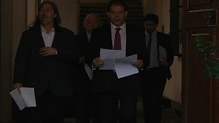 Senadores piden que medida sobre Ley de Amnistía sea retroactiva