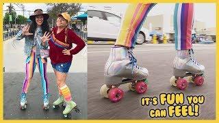10 Benefits of Roller Skating