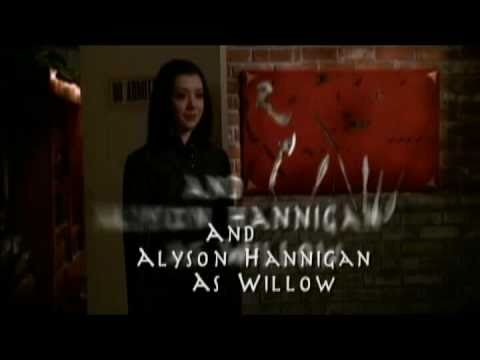 Buffy The Vampire Slayer Opening Credits Season 7 Video