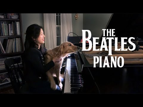Sgt. Pepper's Lonely Hearts Club Band (The Beatles) Piano Cover by Sangah Noona MP3