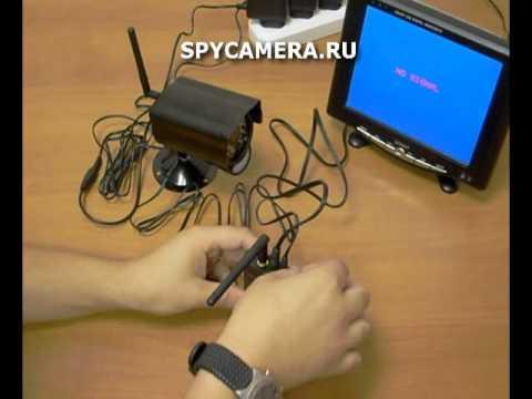 Видеонаблюдение для компьютера своими руками