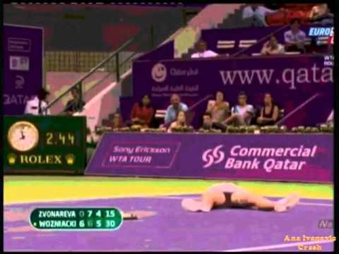 Caroline Wozniacki The New World Nº1