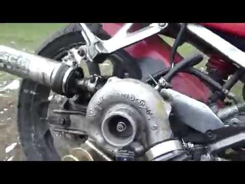 Турбонаддув своими руками для скутера
