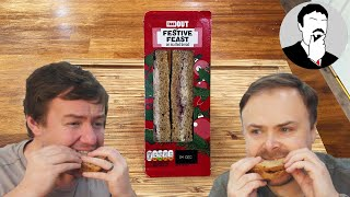 Poundland Sandwiches Roundup with Barry | Ashens