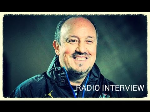 Rafa Benitez   Radio interview on the fixtures & reveals the Club are very close with transfers