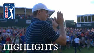 Jordan Spieth extended highlights | Round 4 | Travelers