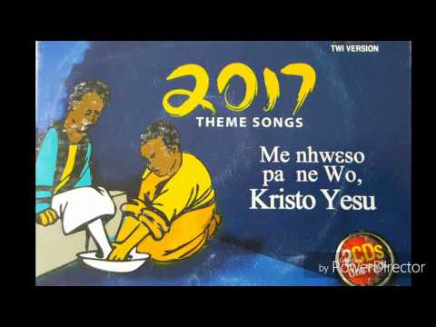 TETELESTAI, MAWIE!, THE CHURCH OF PENTECOST 2017 THEME SONG