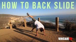 Nauka Breakdance | Back Slide