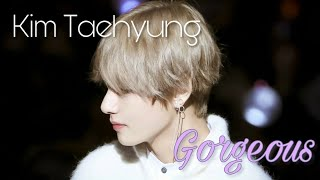Kim Taehyung - Gorgeous (Most handsome face of 2017)