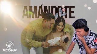 Amándote 🦋 Kim Loaiza ft JD Pantoja - VIDEO REACCIÓN   SoyFranciscoALV