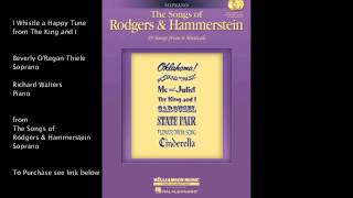 Watch Oscar Hammerstein I Whistle A Happy Tune video