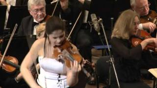 Tchaikovsky Violin Concerto 3rd Mvmt Dalia Dedinskaite