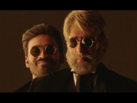 SHAMITABH | Unseen Footage | Amitabh Bachchan, Dhanush, Akshara Haasan