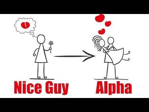 Nie mehr Mr. Nice Guy - Entfessle den Alpha in dir