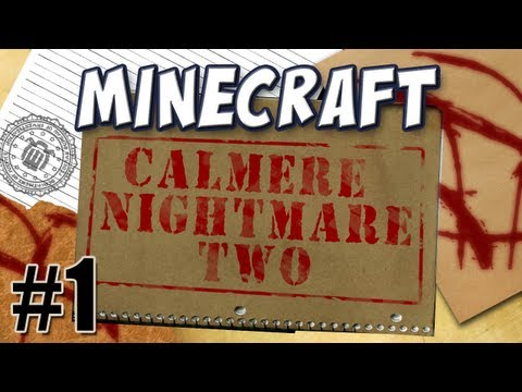 Minecraft - Calmere Nightmare Two: Part 1 (feat. Jesse Cox) Music Videos